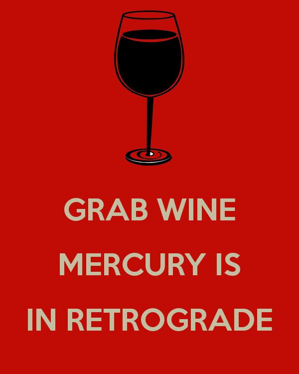 Mercury Retrograde IsComing